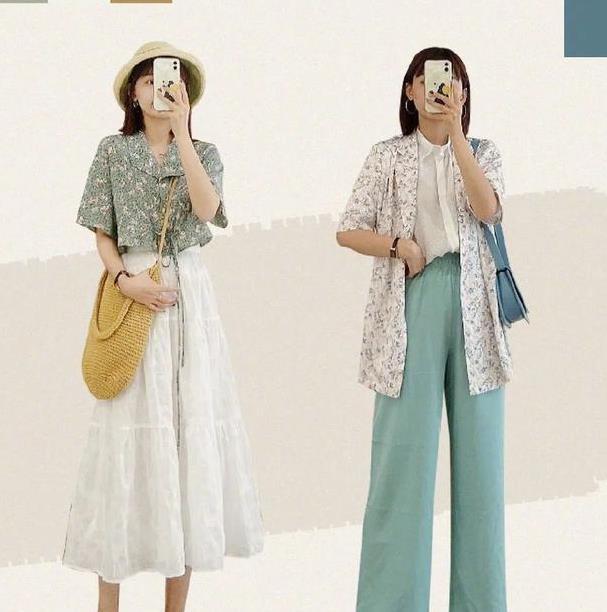 想要在夏季穿出气质又耐看的搭配?清爽减龄又耐看,谁穿谁好看