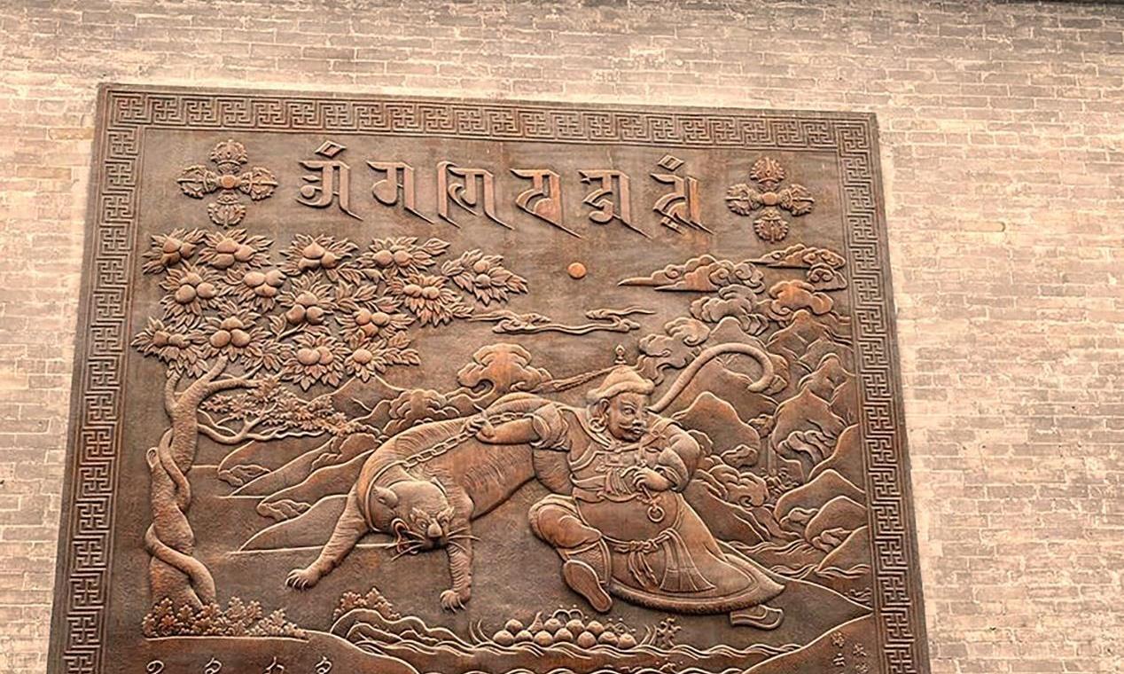陕西唯一的喇嘛庙,被网红景点包围,少有游客深入了解