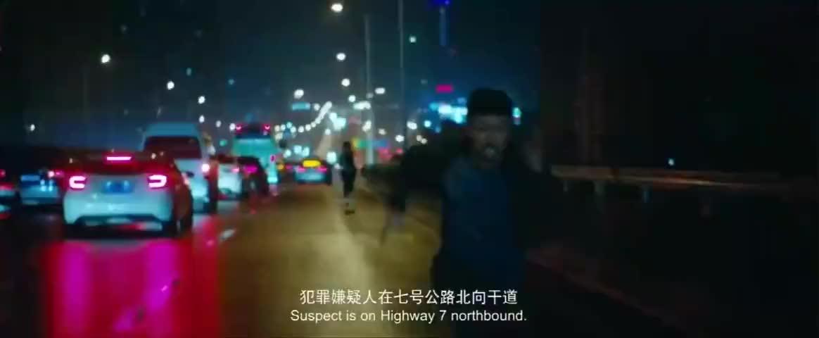 城市之光:刘诗诗化身雷霆警花,舍生忘死火线追凶,这段太刺激了