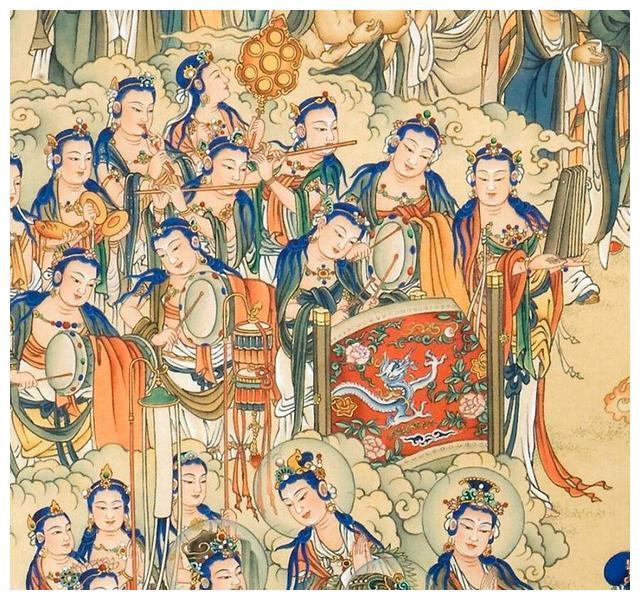 """金刚经——""""菩萨""""和""""菩萨摩诃萨""""的区别,十类众生又是哪些"""