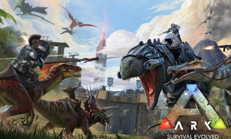 十一月XGP新增双平台游戏:《方舟:生产进化》等