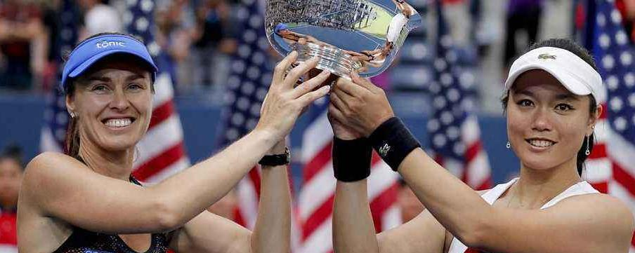 网球公主今何在?40岁辛吉斯事业有成,但婚姻坎坷,曾暴打丈夫