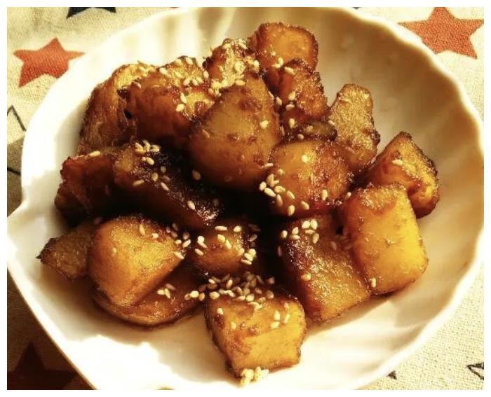 糖醋土豆的快手做法