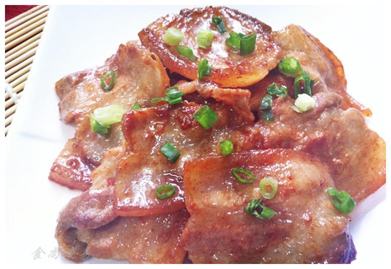 酒店大厨教您做此款百吃不腻的五花肉,方法简单,食谱收好喽
