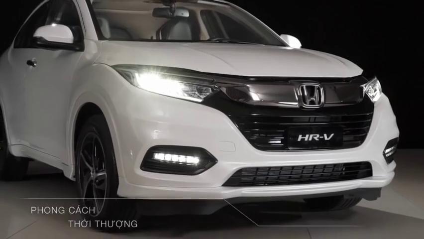 2020款本田HR-V,全面了解外观内饰,还要啥丰田CH-R