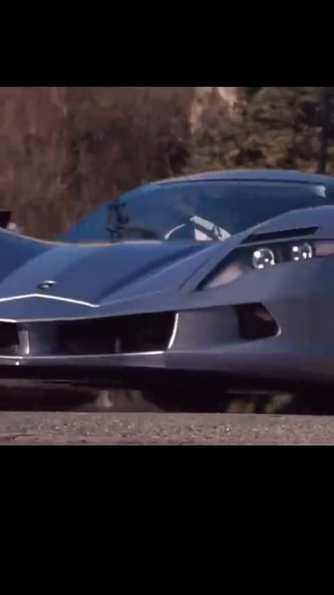 世界最快量产汽车:阿斯帕克OWL纯电超跑1.7秒零百加速