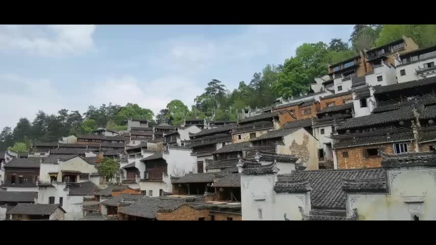 江西最美古村,深藏于大山中,来踏青赏花的游客却络绎不绝