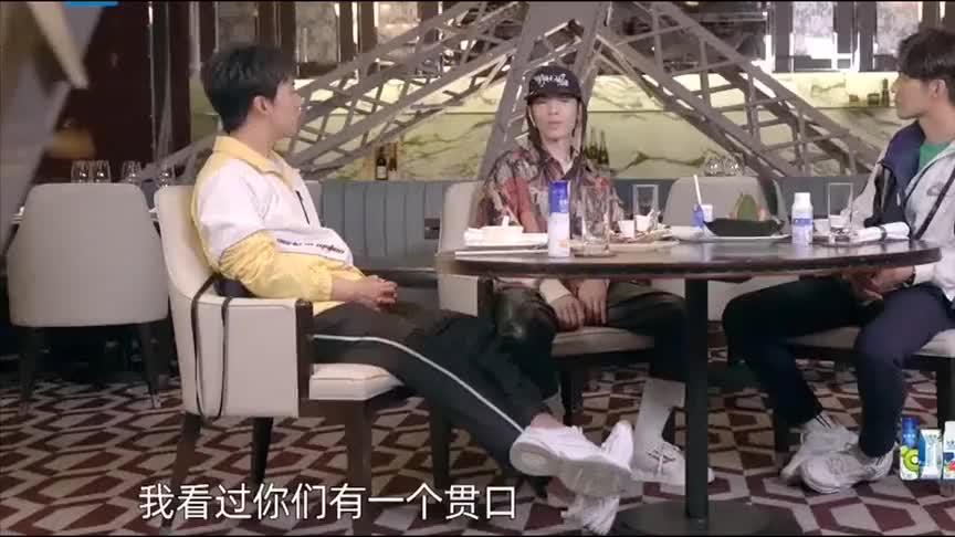 钟汉良萧敬腾比拼绕口令,一个台普一个港普,太可爱了