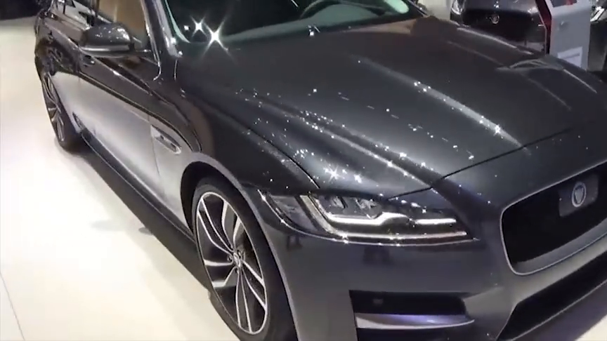 豪华中大型轿跑捷豹XF,性价比高于沃尔沃操控不输宝马