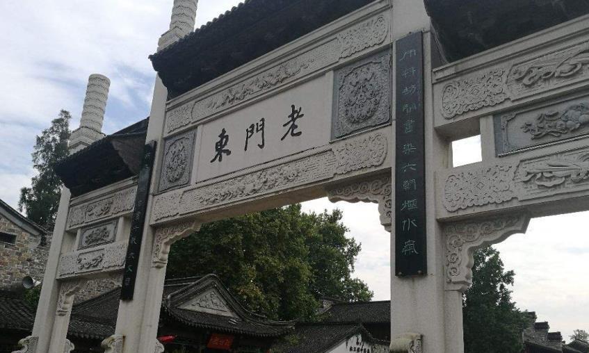 距南京夫子庙最近的5A景区,堪称吃货圣地,人少景美还没门票