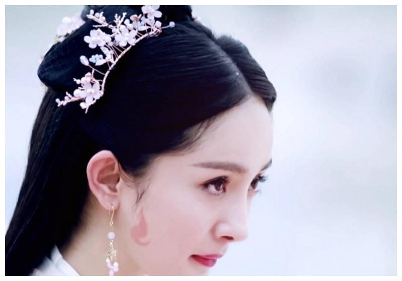 古装最美的四位女神,杨幂垫底,看见最后一位:人间仙子下凡了!