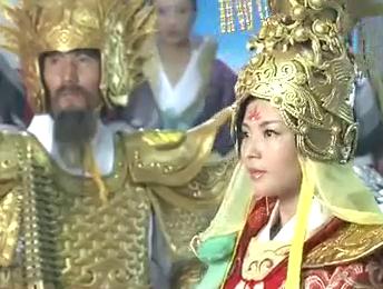 龙王敖广对妈祖不敬,妈祖却以德报怨,阻止亲儿陷害他的阴谋