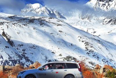 西藏之旅:魔域桃源里的来古冰川,然乌湖