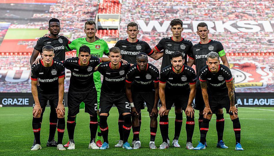 德甲勒沃库森1-0格拉斯哥流浪者,两回合4比1晋级欧联杯8强
