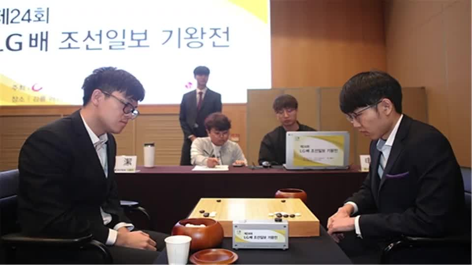 申真谞胜柯洁携朴廷桓包揽LG杯冠亚军 00后能否夺冠世人瞩目