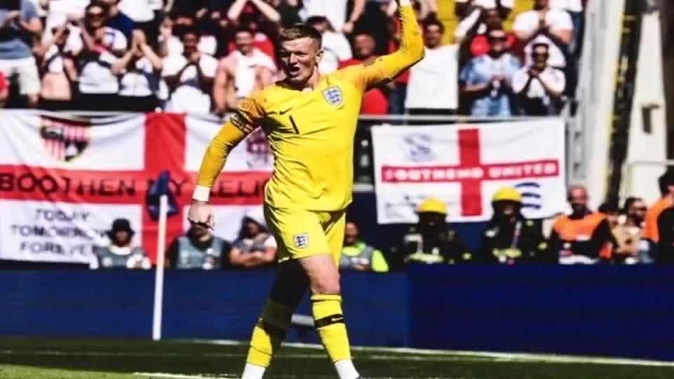 英格兰点球大战击败瑞士夺两连胜 皮克福德成为制胜功臣