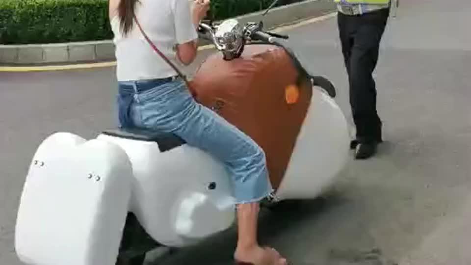 哪国的车,我也想搞一辆广东老婆骑一骑。