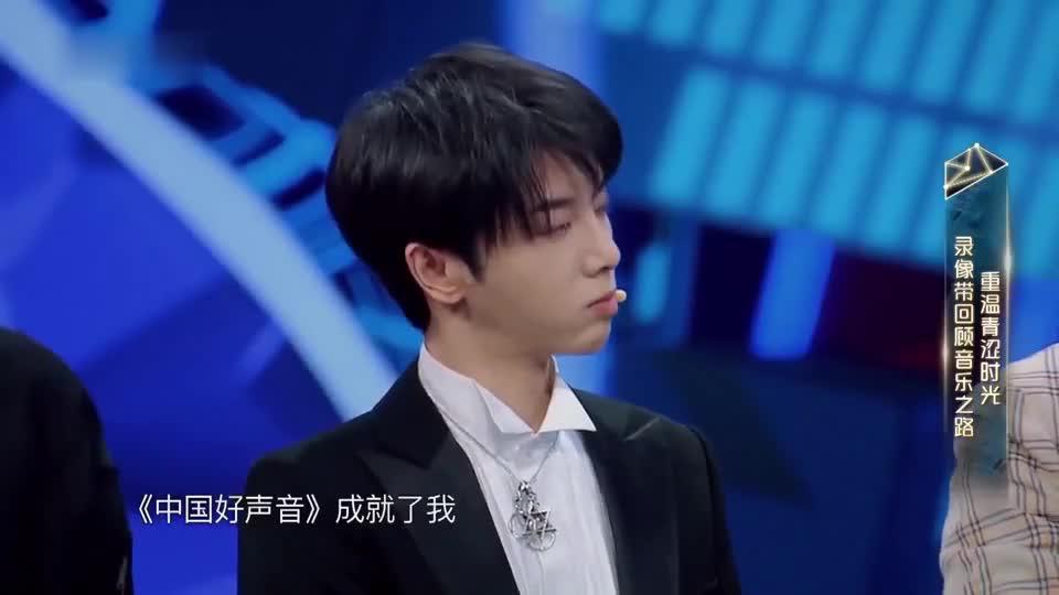 那英回忆《中国好声音》最深刻学员,众人一脸看戏的表情