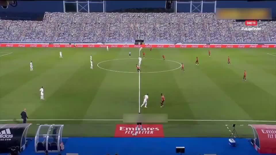 皇马2-0马洛卡,日本天才成焦点,未来的皇马核心无疑!