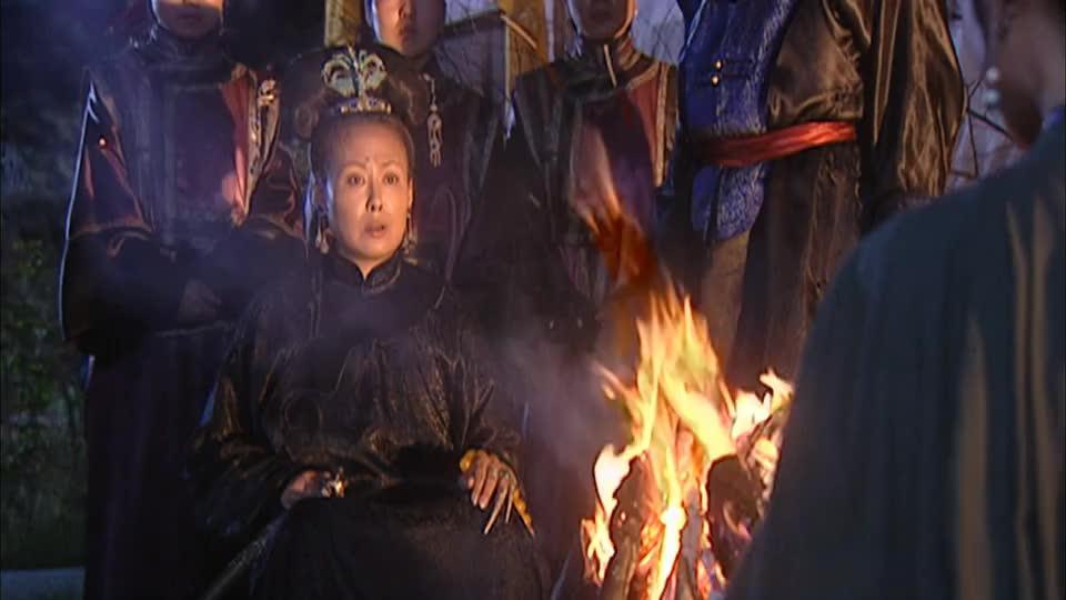 小康熙年轻气盛,要提前对鳌拜动手,孝庄紧急回京!