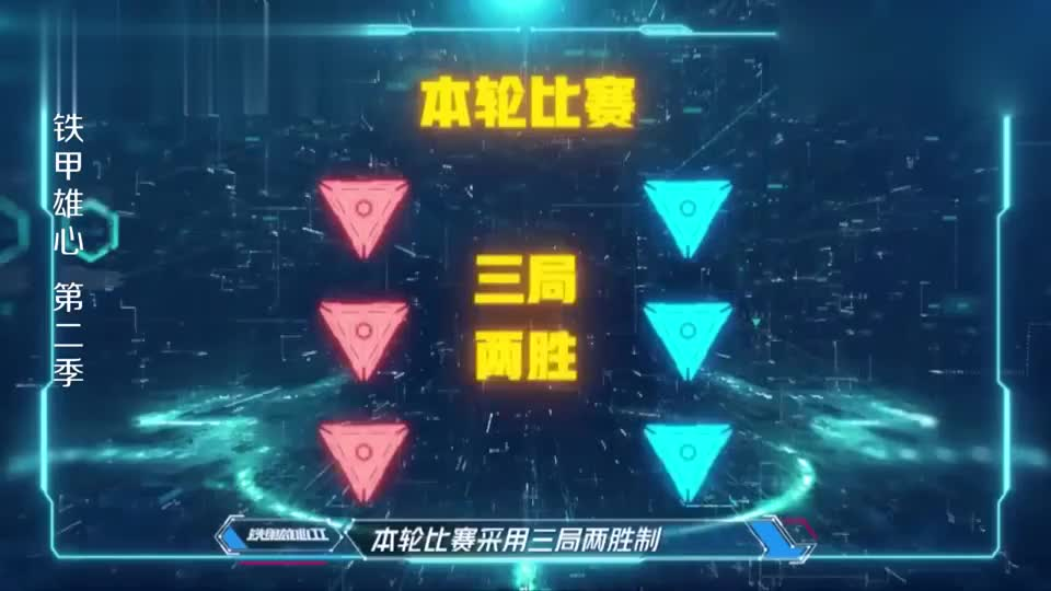 铁甲雄心第2季:游戏新规则公布,强战力值铁甲首次亮相!厉害