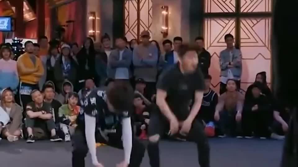 这就是街舞,罗志祥vs易烊千玺,谁才是真正的舞王