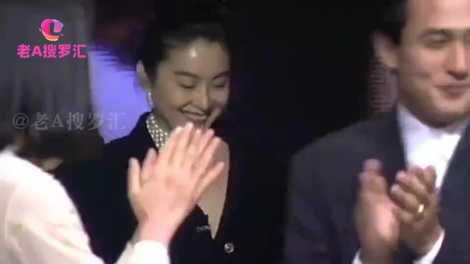 靓绝香江的15位美人,利智邱淑贞关之琳,撑起了整个亚洲的颜值!