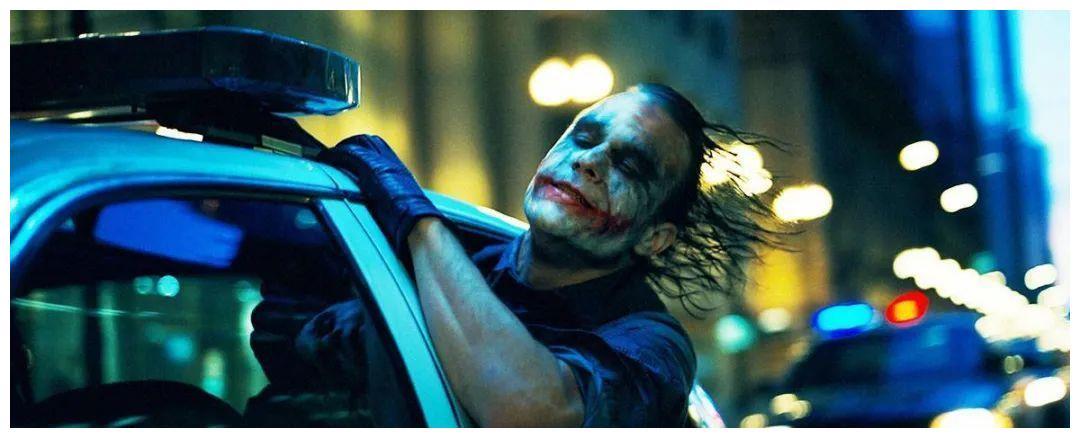 《蝙蝠侠:黑暗骑士》仅排第二