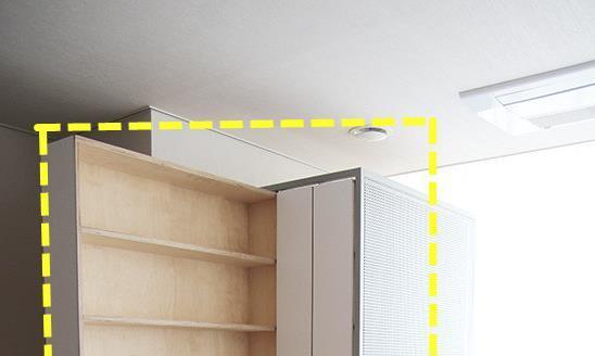 床头这样去打收纳柜,比普通卧室多出5㎡储物空间,抽拉式不占地