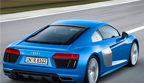 豪华感加倍的汽车美图,外观设计激进,动力总成升级