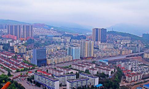 """贵州变化""""最大""""的三个城市:盘州、兴义和都匀,谁更胜一筹呢?"""