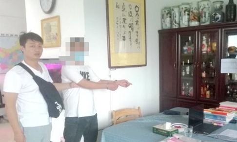 丛台警方连续奋战 成功破获一起入室盗窃案