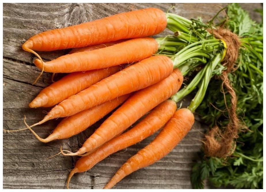 买胡萝卜时,牢记这3点,再也不怕买到糠心的胡萝卜了