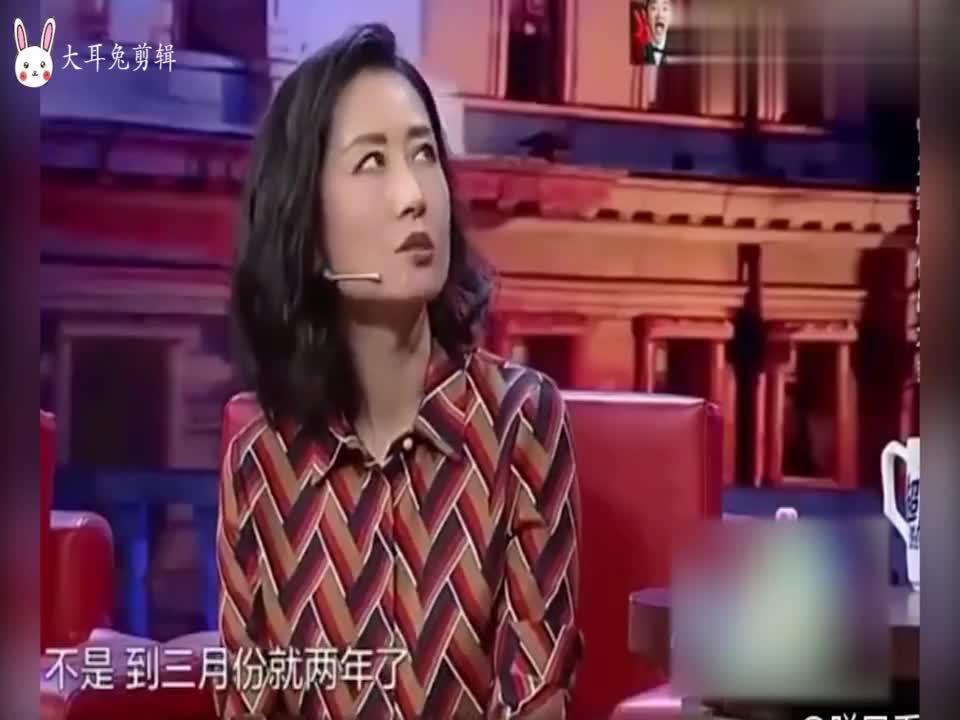 刘敏涛采访,谈与丈夫的婚姻,评价胡歌、靳东、王凯各有特色