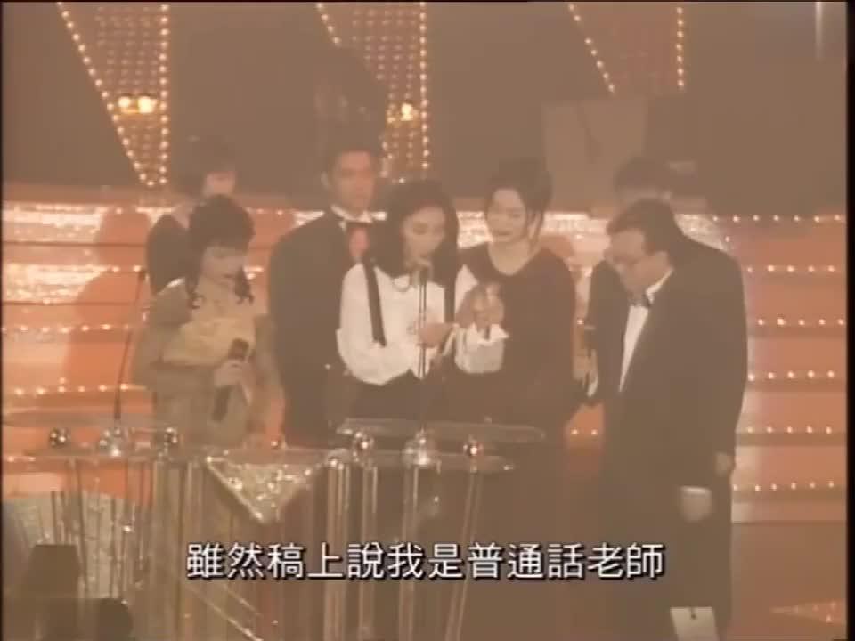 1994年优秀国语铜奖张宇《用心良苦》,从这首歌开始入坑!