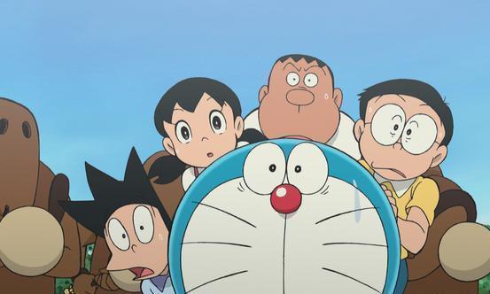 童年的回忆!大雄是很多人小时候羡慕的对象,因为他有哆啦A梦