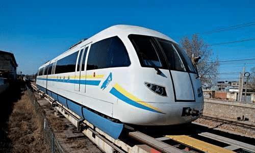 中国研制600公里时速磁悬浮列车,开启中国磁悬浮列车新时代