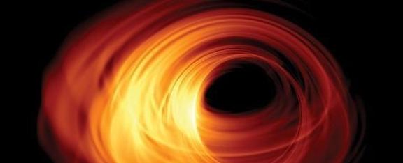 430万倍太阳质量,直径超过1270万公里,2.6万光年外黑洞终于现身