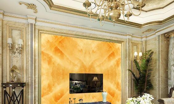 越来越多人家里不装大理石电视墙了,如今都用这种材料来装饰
