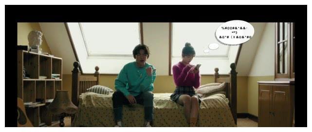 青春有你2:小鬼新歌MV女主角,朱正廷的贴身伴舞,被陈立农夸赞