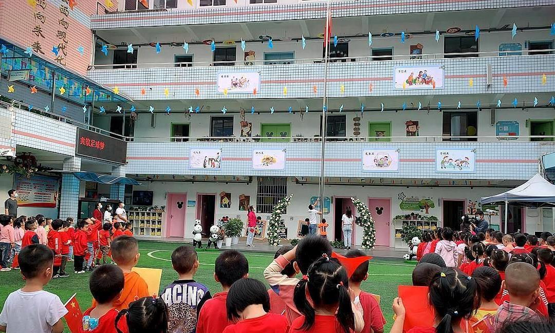 武汉市安徽幼儿园新安园区,探索幼儿体育新模式,啥情况