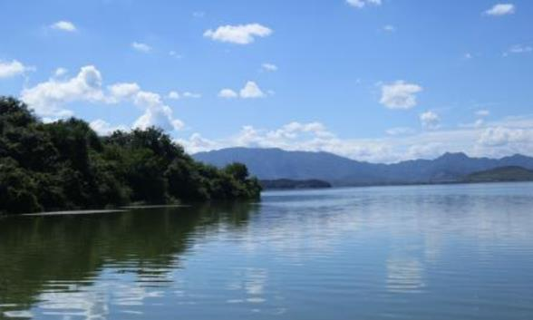 平天湖,安徽被低估的湖泊,面积是杭州西湖1.5倍