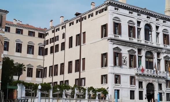 我喜欢住的酒店:威尼斯安缦酒店