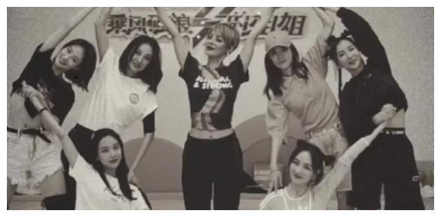 """从刘敏涛到刘琳,来看看姐姐圈""""四宗最"""",哪个姐姐最得人心?"""