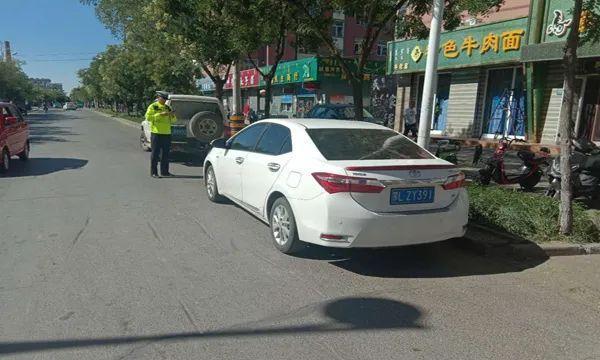 """中国内蒙古巴彦淖尔这个地方开始清除""""拦路虎""""!还路于民"""