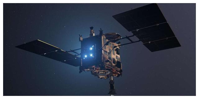 日本航天技术有多强?全球媒体关注:隼鸟2号传回超高分辨率影像