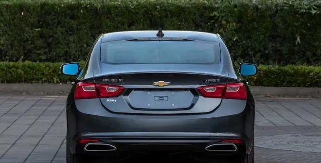 换装四缸1.5T+9AT,雪佛兰新款迈锐宝XL下月上市