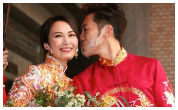 34岁小黎姿汤怡宣布闪婚,疑似奉子成婚,丈夫是郭富城御用伴舞