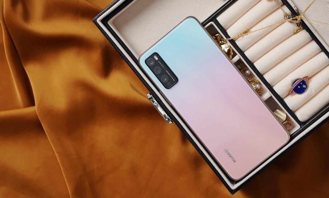 畅享z:华为最便宜的5G手机,畅享系列的翻身之作