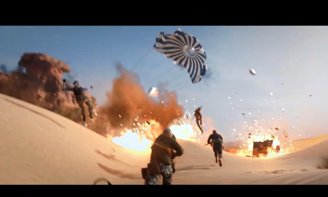 《使命召唤17:黑色行动冷战》发布上市宣传片